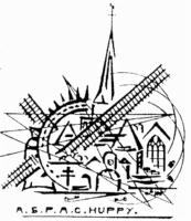 Logo de l'ASPACHuppy