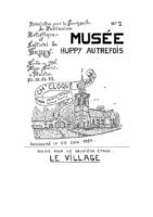 Guide de visite du musée Huppy Autrefois salle n°2