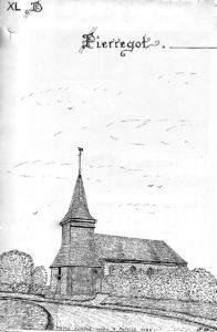 Eglise de Pierregot