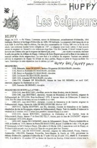 Les Seigneurs. CIS 05/10/2007