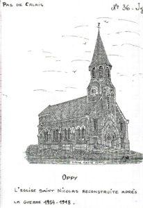 Eglise de OPPY