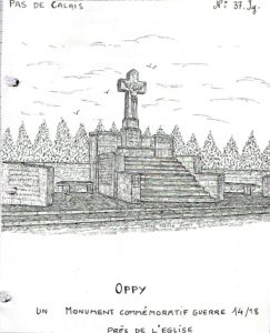 Monument commémoratif 14-18