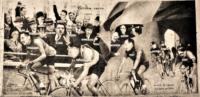 12 juillet 1939 Arrivée de l'équipe entente pacifiste